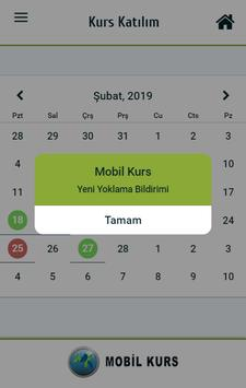 Mobil Kurs screenshot 2