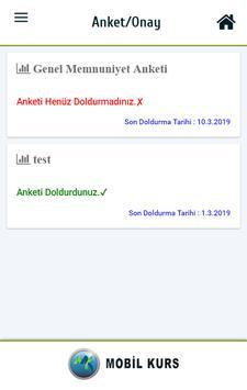Mobil Kurs screenshot 5