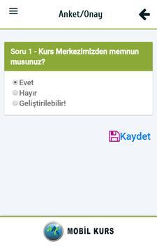 Mobil Kurs screenshot 6