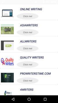 4 Schermata Work Online - Jobs in 48hrs