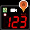 Speedometer GPS dashboard + Map & Dashcam & Stats أيقونة