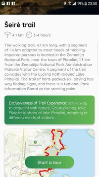 Audio Guide of Zemaitija National Park screenshot 1
