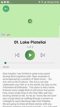 Audio Guide of Zemaitija National Park screenshot 2
