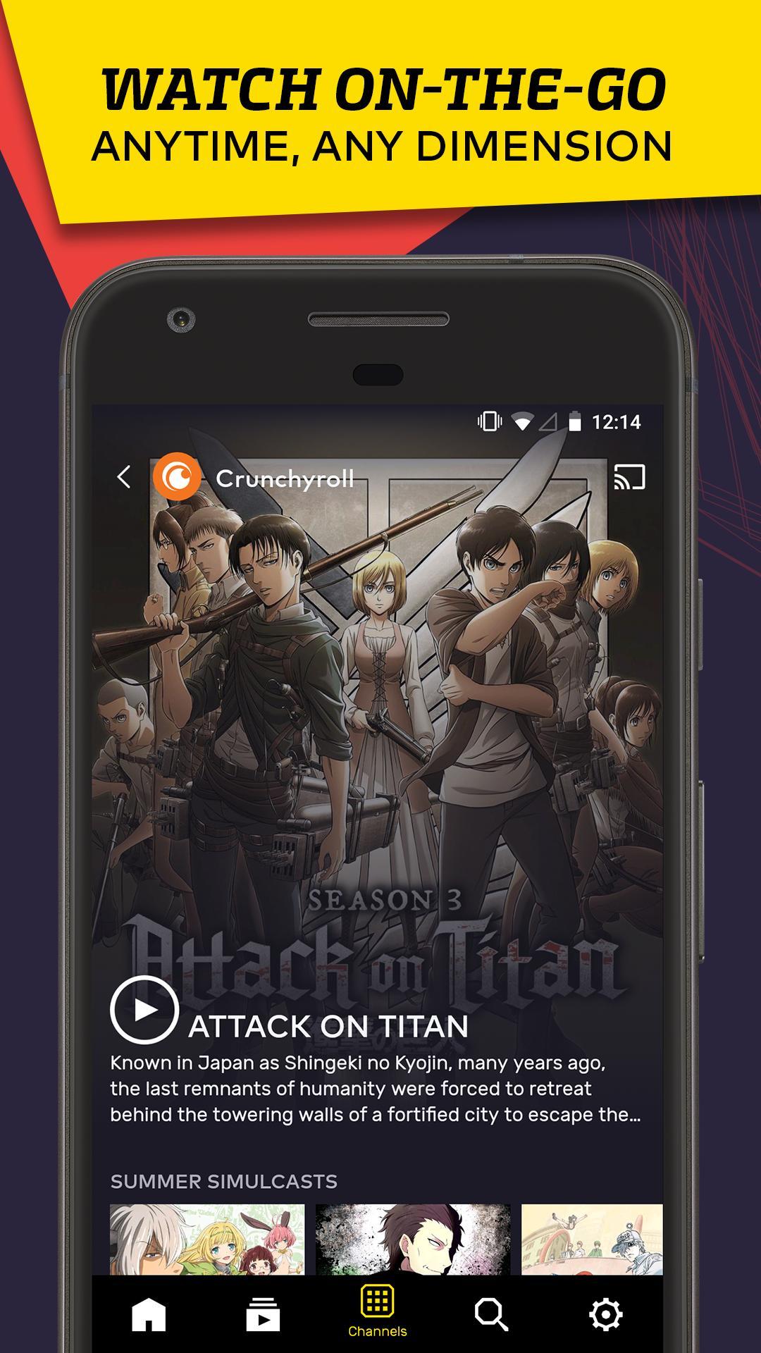 VRV for Android - APK Download