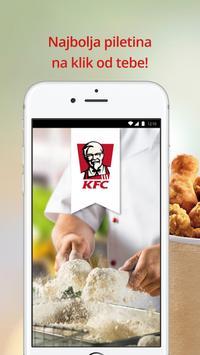 KFC Srbija poster