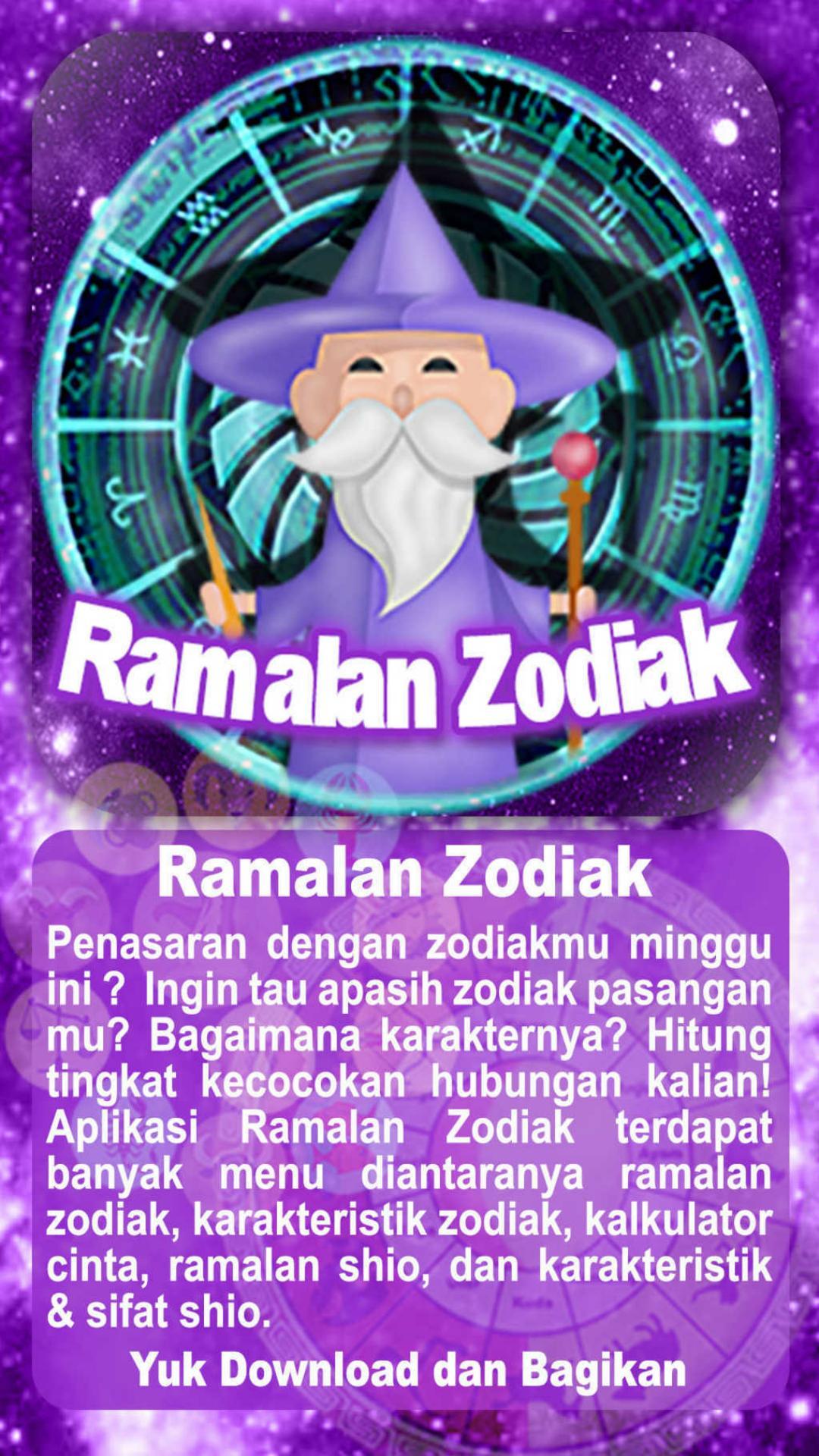Android Icin Ramalan Zodiak Apk Yi Indir