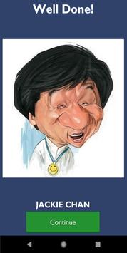 Celebrities Caricature screenshot 3