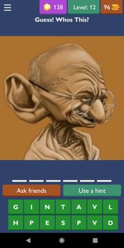 Celebrities Caricature screenshot 5