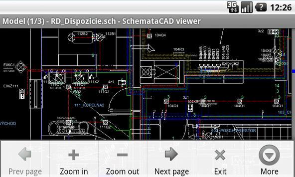 SchemataCAD viewer 截图 1