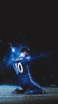 Eden Hazard Wallpapers HD 2019 screenshot 16