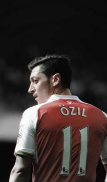 Mesut Ozil 4K Wallpaper screenshot 5