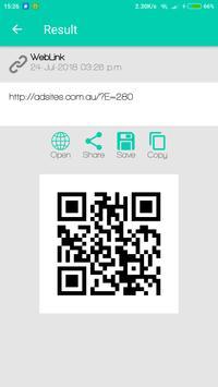 Smart Scanner and Generator Barcode | QRCode screenshot 2