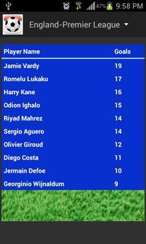 Football Fixtures screenshot 3