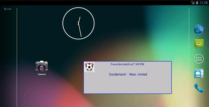 Football Fixtures screenshot 16