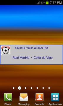 Football Fixtures screenshot 4