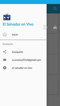 El Salvador en Vivo poster