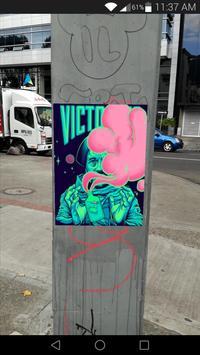 Victorino AR poster