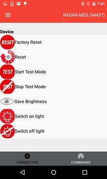 B.E.G. LUXOMAT® Remote control screenshot 3
