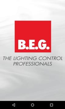 B.E.G. LUXOMAT® Remote control poster