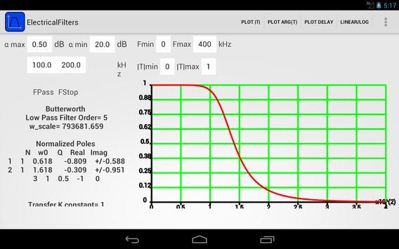 ElectricalFilters2 screenshot 10