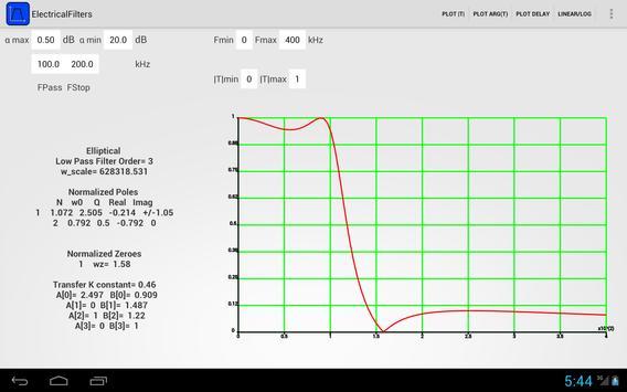 ElectricalFilters2 screenshot 7