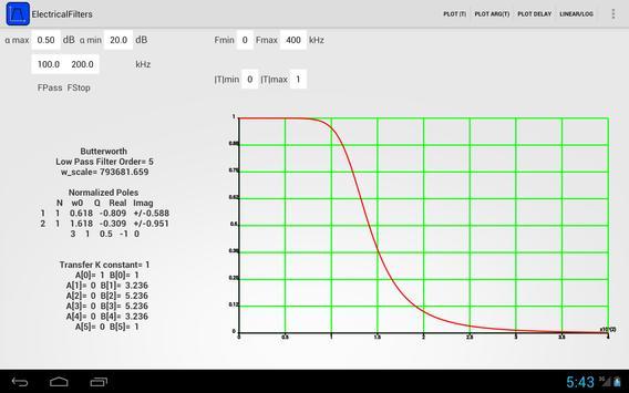 ElectricalFilters2 screenshot 6
