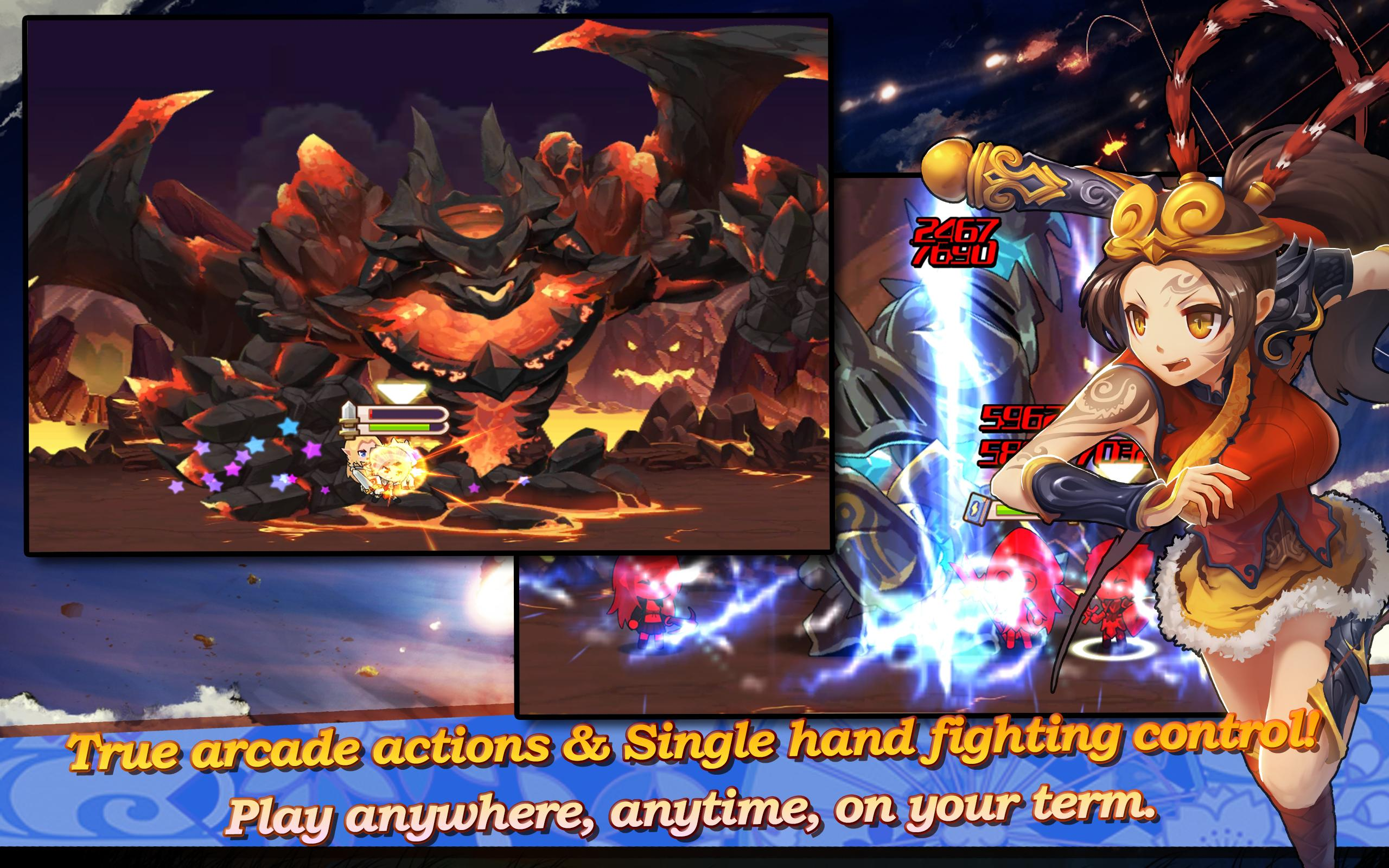 Sword Fantasy for Android - APK Download