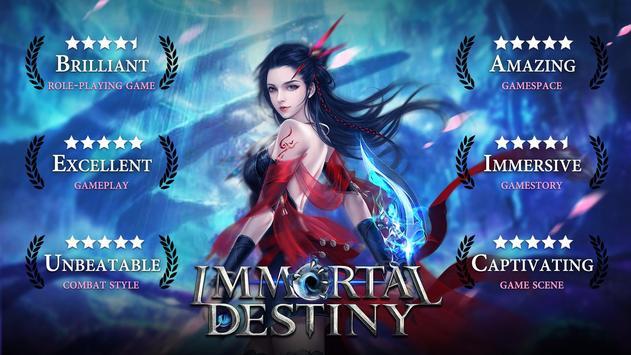 Immortal Destiny poster