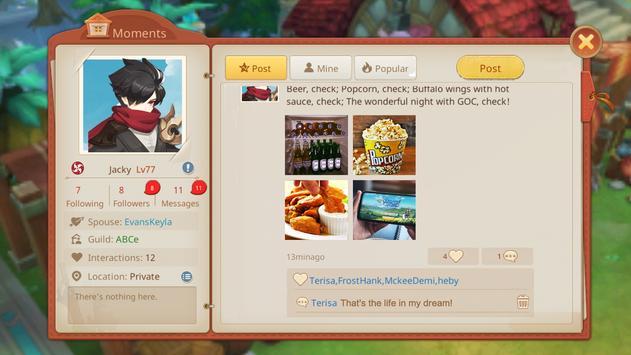 Guardians of Cloudia screenshot 6