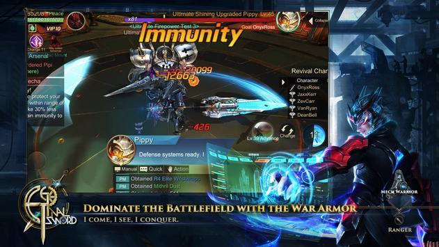 Eternal Sword screenshot 1