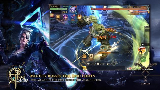 Eternal Sword screenshot 2