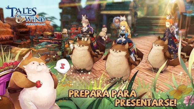 Tales of Wind captura de pantalla 1
