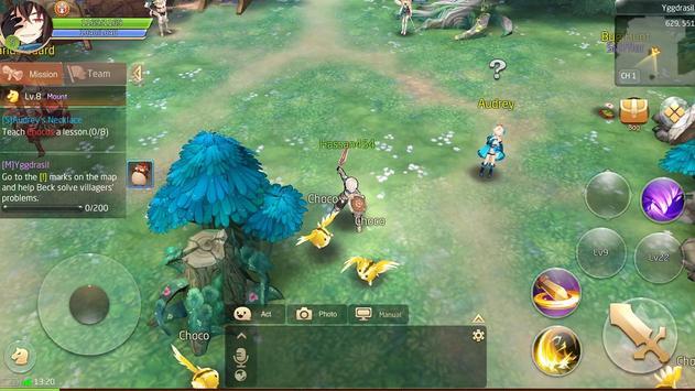 Tales of Wind captura de pantalla 6