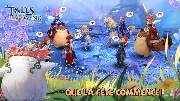 Tales Of Wind Affiche