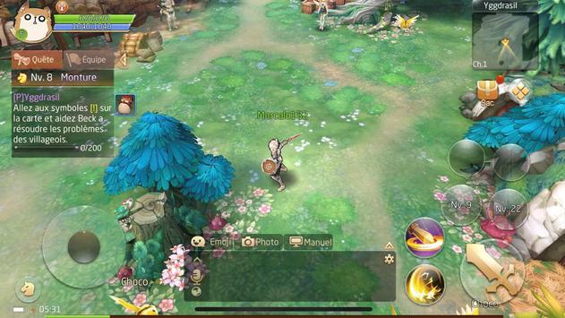 Tales Of Wind capture d'écran 20