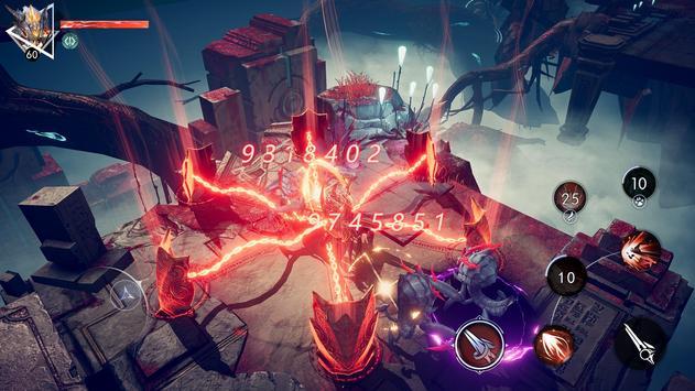 Chronicle of Infinity screenshot 2