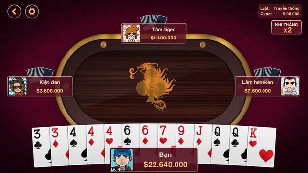 Tien Len - Tiến Lên Miền Nam screenshot 10