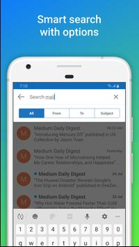 Email app for Hotmail & Outlook mail: Fast & Easy 스크린샷 4