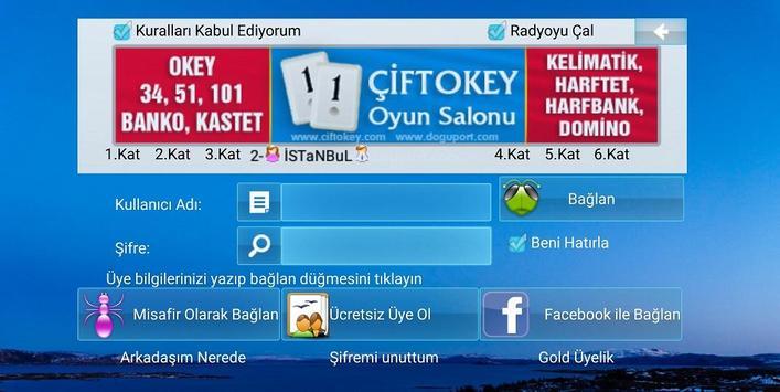 101 Okey Domino hakkarim.net poster