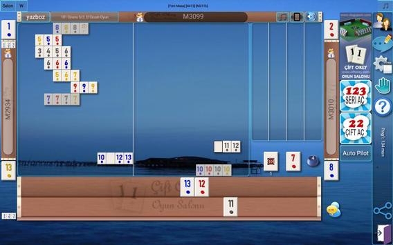 101 Okey Domino hakkarim.net screenshot 11