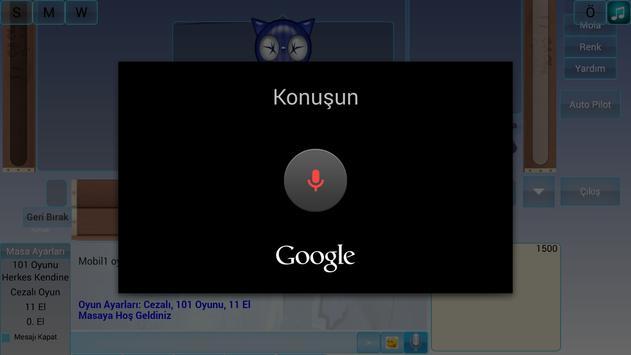 101 Okey Domino hakkarim.net screenshot 7