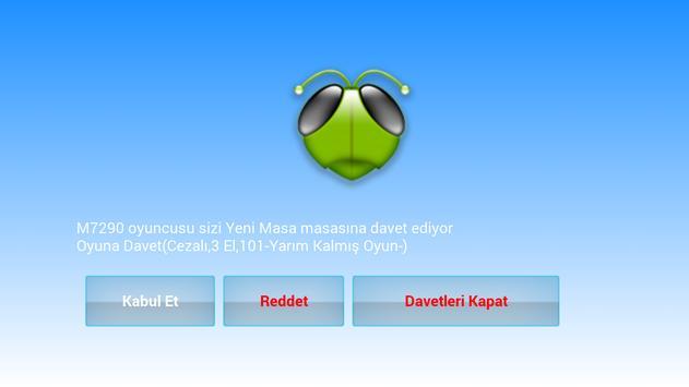 101 Okey Domino hakkarim.net screenshot 6