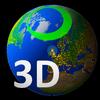 Aurora Forecast 3D иконка