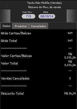 TactoAdm screenshot 1