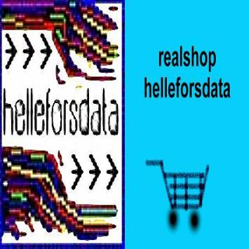 realshop.helleforsdata screenshot 1