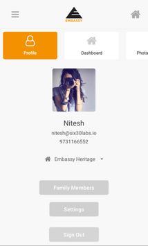 Embassy screenshot 2