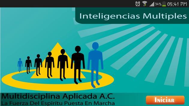 Test inteligencia poster