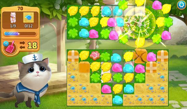 Meow Match screenshot 17