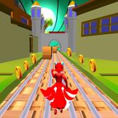 Subway Surfing for Princess Run icon