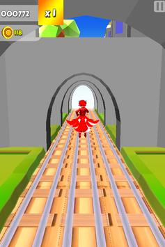 Subway Surfing for Princess Run poster